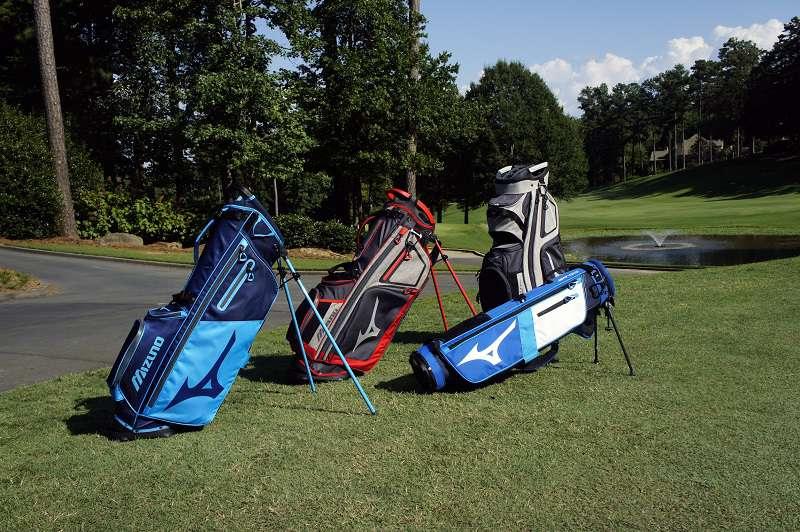 Mizunolà một trong những thương hiệu hàng đầu về túi golf