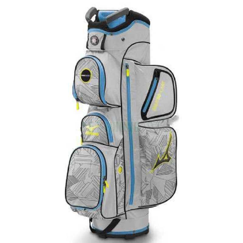 Túi Gậy Golf Mizuno Eight 50 ấn tượng, độc, lạ