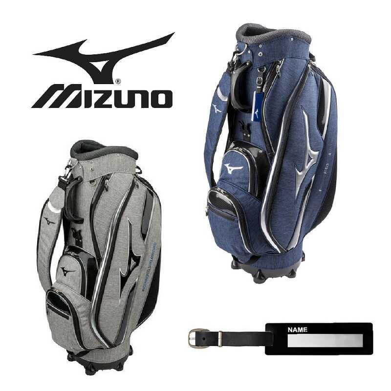 Túi gậy golf Mizuno Caddie Bagsang trọng, hiện đại