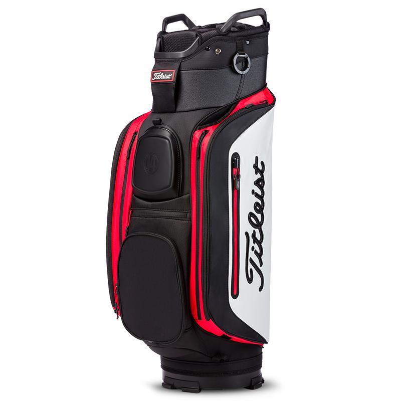 Túi golf Titleist Club 14 gây ấn tượng với thiết kế sang trọng, tinh tế