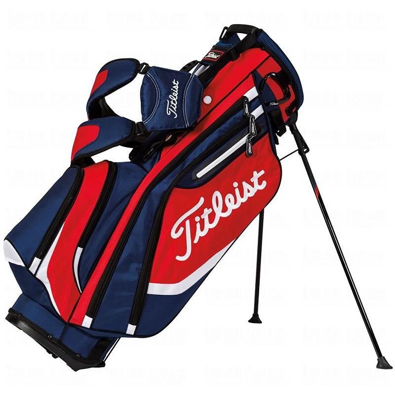 Túi gậy golf Titleist Lightweight 4 - Way Stand hiện đại