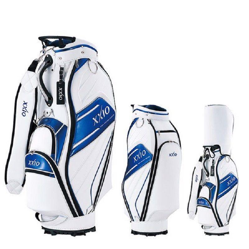 Túi golf XXIO gây ấn tượng với thiết kế tinh xảo, hiện đại
