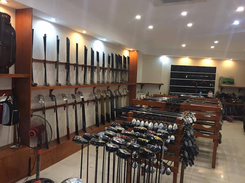 Thế giới gậy cũ đơn vị duy nhất bán gậy cũ có bảo hành và bảo dưỡng cho khách hàng