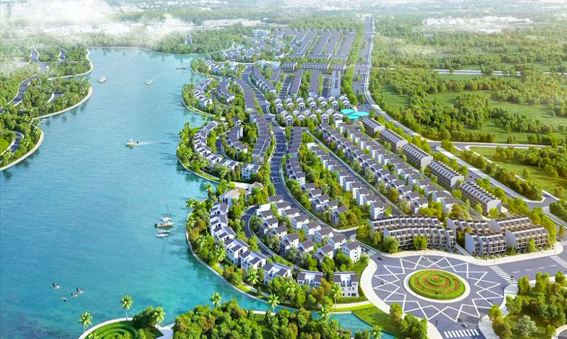 Thiết kế quy mô dự án sân golf tại Buôn Ma Thuột