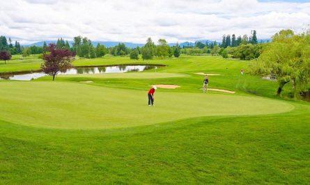 Sân golf hồ Ea Kao - Dự án sân golf đầu tiên tại Đắk Lắk với kinh phí lên đến 2.000 tỷ đồng