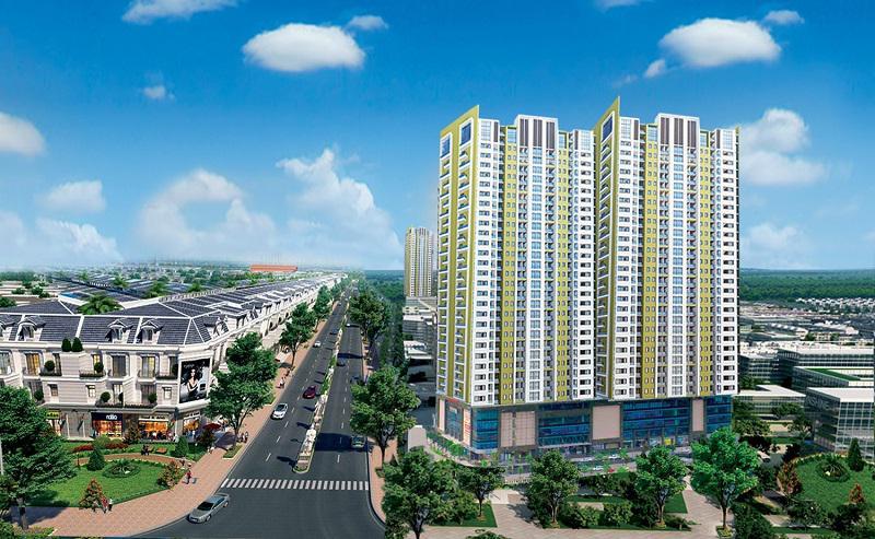 Dự án khu đô thị Geleximco Lê Trọng Tấn do tập đoàn Geleximco đầu tư xây dựng
