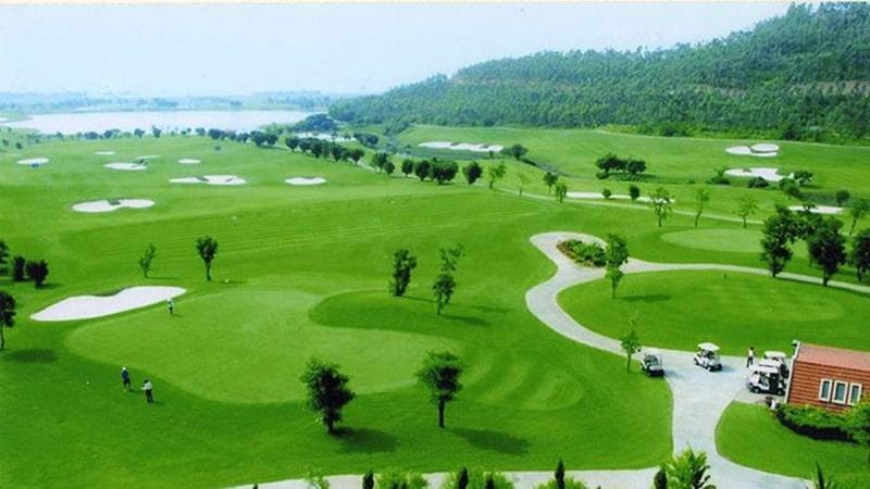 Sân golf Vân Tảo là một dự án lớn với kinh phí lên đến 5000 tỷ