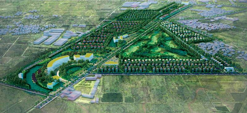 Quy hoạch khu du lịch sinh thái Vân Tảo