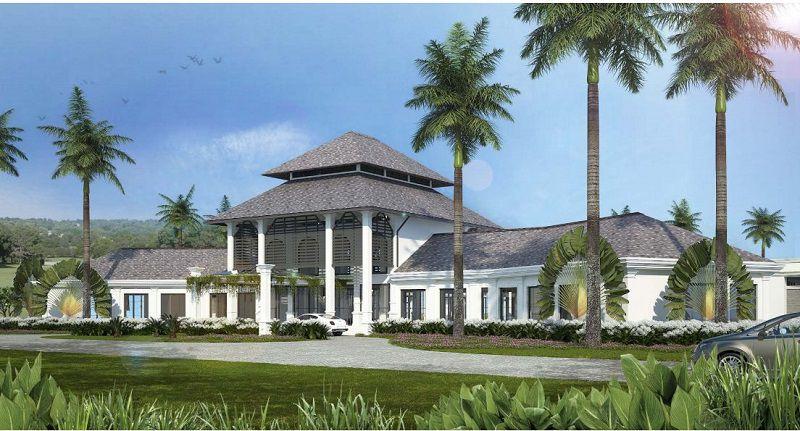 Khu nghỉ dưỡng tại sân golf Vũ Yên