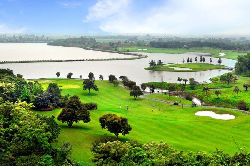 Mức giá thuê sân tương xứng với chất lượng của sân golf