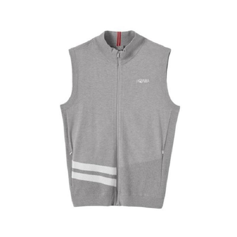 Áo golf gile HMGQ323R812 của nhà Honma tôn lên vóc dáng người mặc