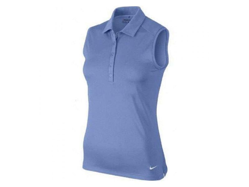 Chiếc áo polo golf dành cho nữ sát nách cá tính