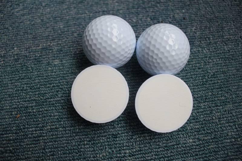 Bóng golf 1 lớp cho người mới