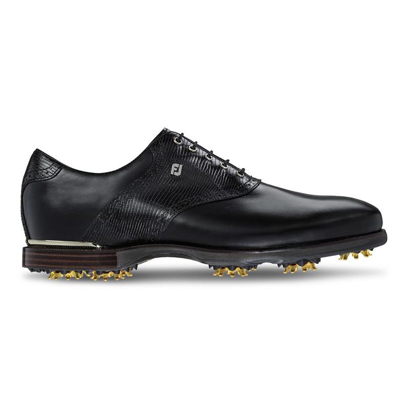 Giày golf FJ Icon màu đen thời thượng