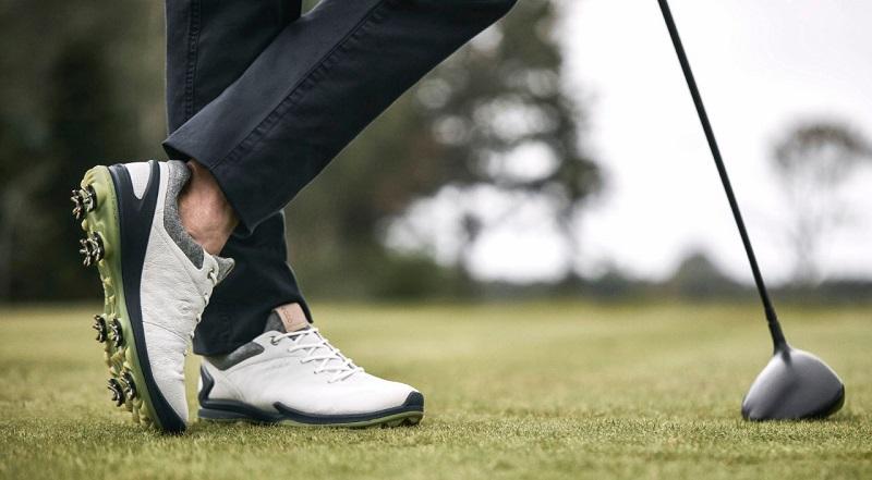 Giày Ecco được cả nam và nữ golfer yêu thích