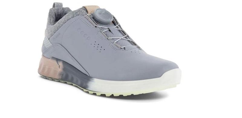 Giày golf nữ Ecco W golf S-Three Boa