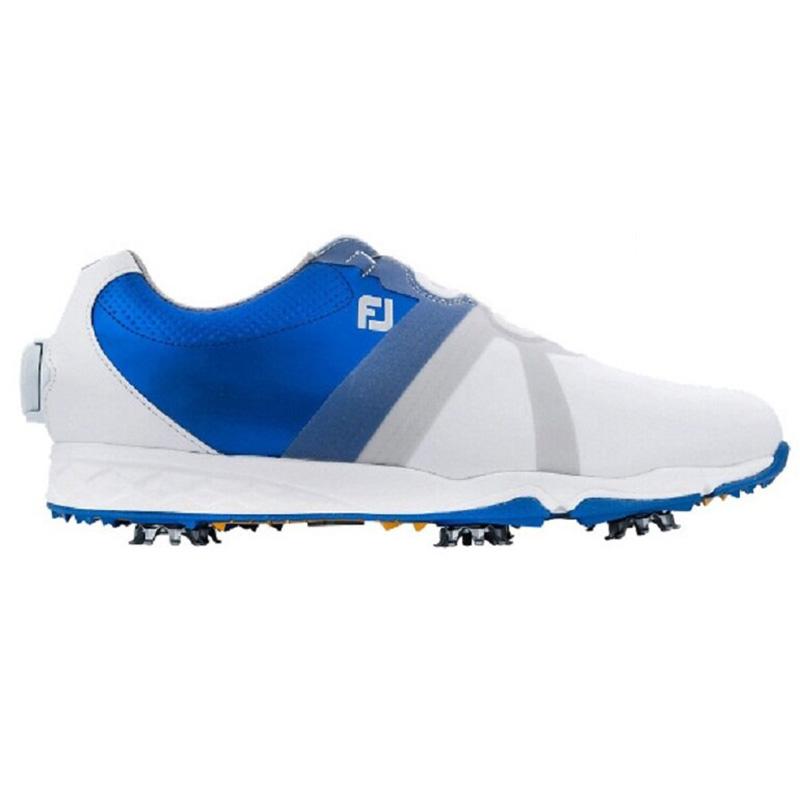 Giày golf FJ thiết kế dây vặn hiện đại, tiện lợi