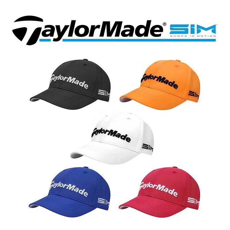 Mũ golf TaylorMade được nhiều golfer yêu thích