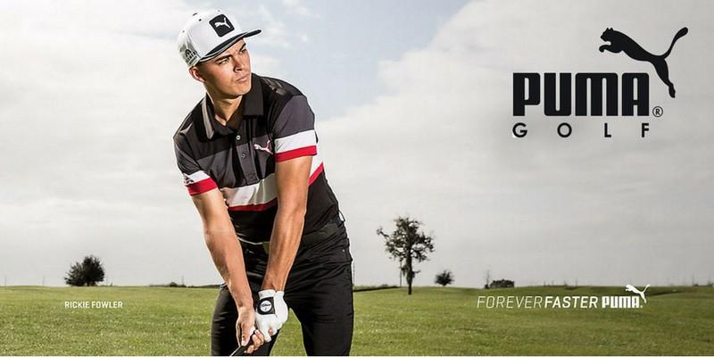 Quần áo golf Puma hiện đại, năng động