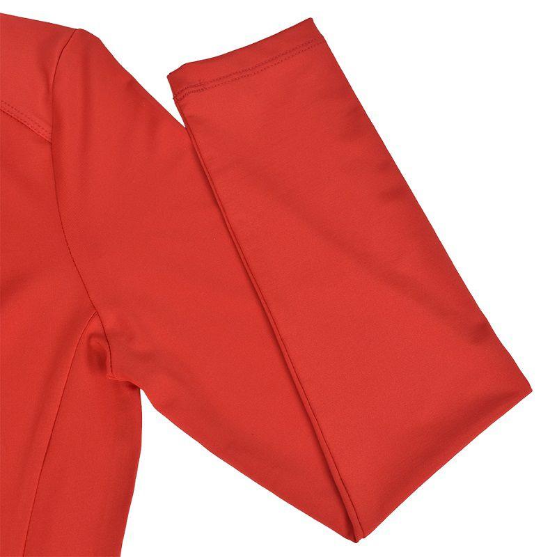 Áo vừa chống tia UV bảo vệ làn da, vừa có khả năng giữ ấm
