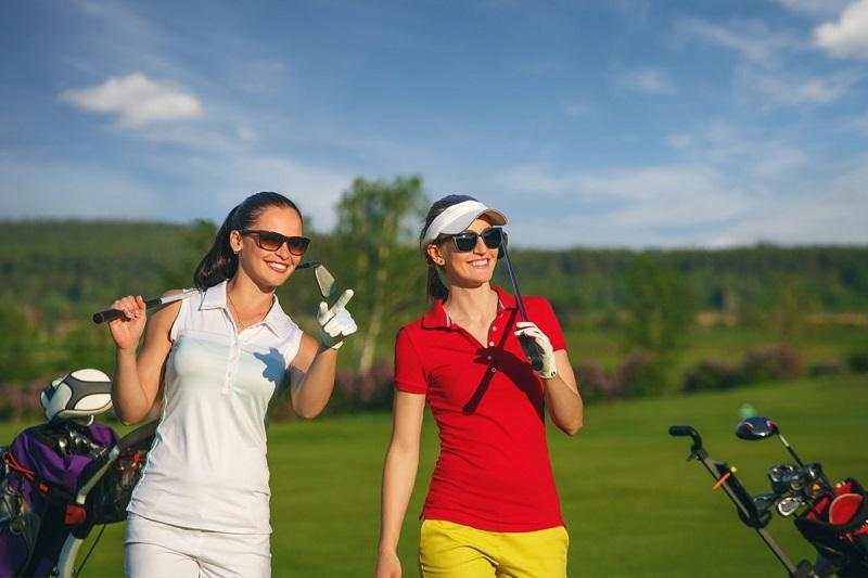 Công nghệ Dri-FIT quen thuộc được ứng dụng trong áo golf polo Handee dành cho nữ