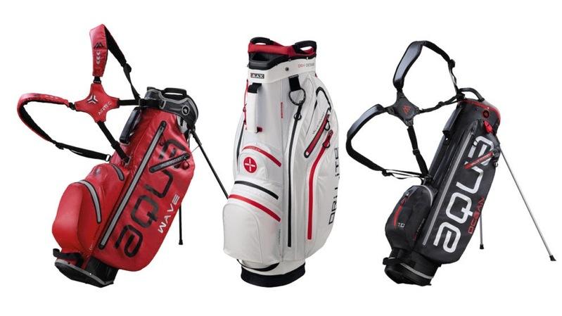 Người chơi rất thường xuyên dùng túi gậy golf, đây cũng là dụng cụ thường chịu tải trọng lớn