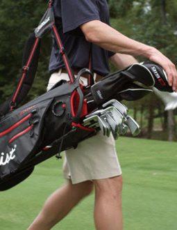 Sau khi sửa túi gậy golf bằng cách thay dây, vá rát, vệ sinh,... túi sẽ có hiệu suất không khác gì túi mới