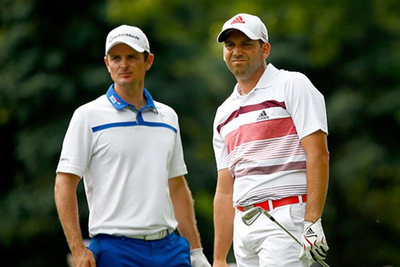 Tự do phối đồ lên sân cùng thắt lưng golf Adidas