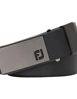Thắt lưng golf Footjoy FJ Square màu đen sang trọng