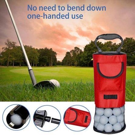 Túi đựng bóng golf là một phụ kiện cực kỳ hữu ích mà mọi golfer đều nên có