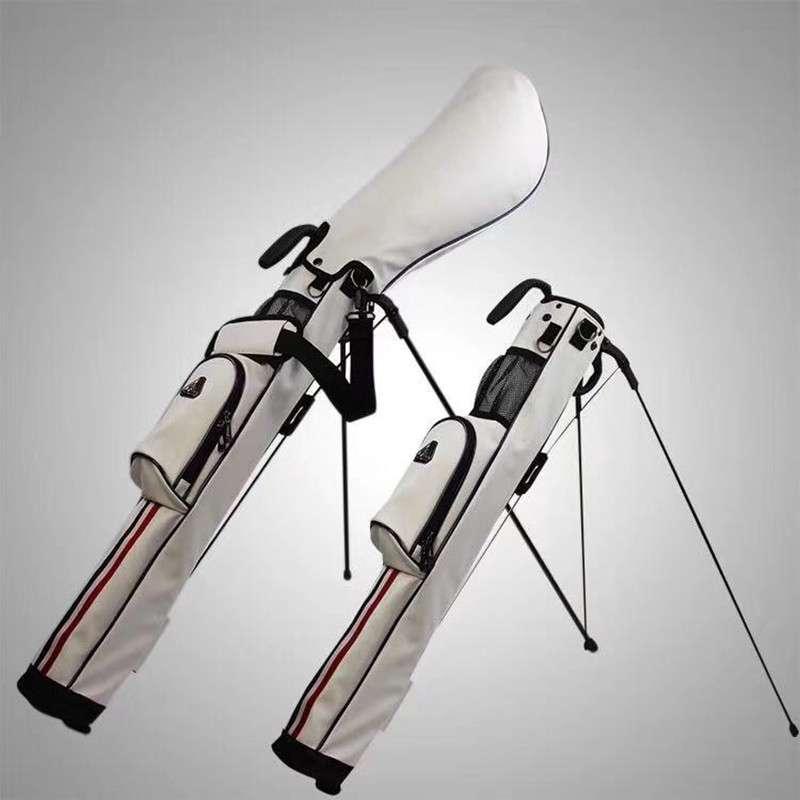 Túi gậy golf Le Coq Sportif được golfer đánh giá rất cao nhờ kiểu dáng đẹp và độ hoàn hảo về mặt chất lượng