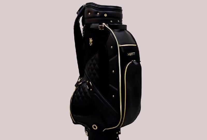 Majesty nổi tiếng bởi những chiếc gậy golf sang trọng nhất thế giới