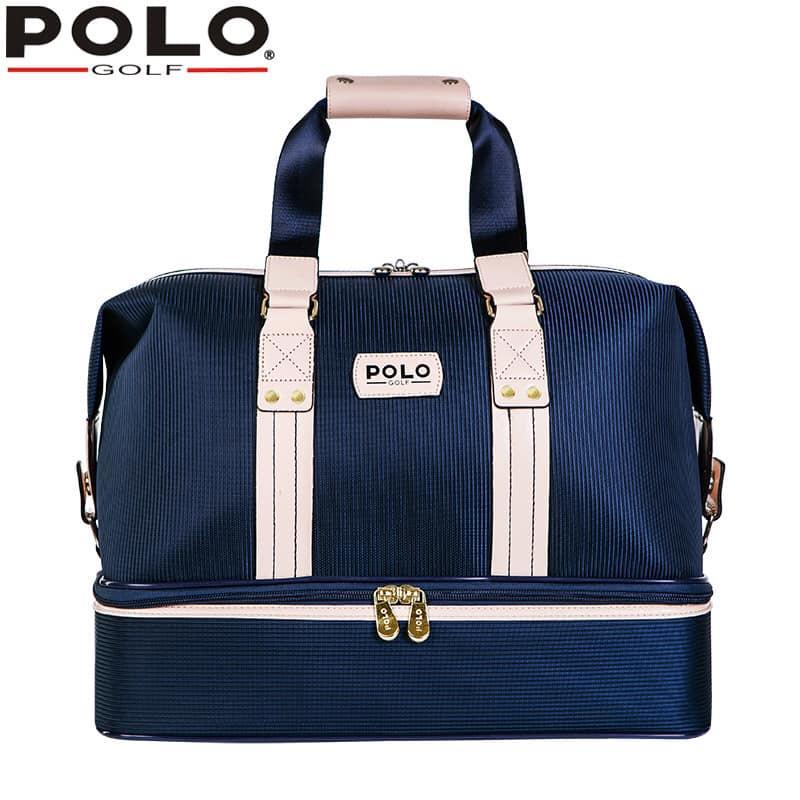 Túi golf Polo CH027 có màu xanh navy sang trọng