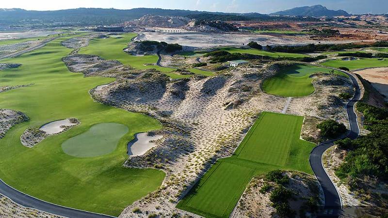 Sân golf KN Links Cam Ranh