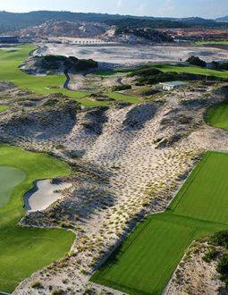 Review chi tiết sân golf KN Links - Sân golf Cam Ranh mới tốt nhất Châu Á