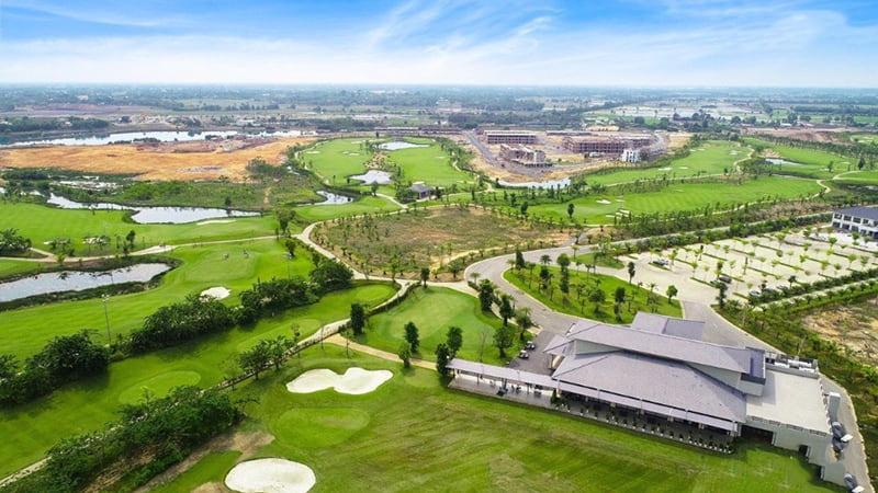 Quy hoạch khu sân golf Củ Chi