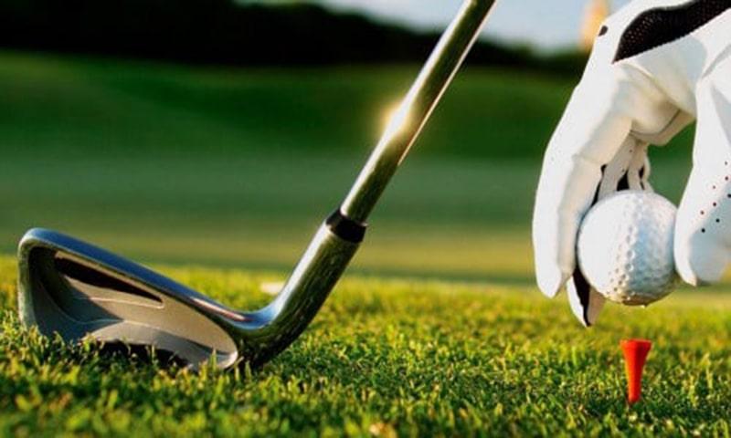 Tại sân Củ Chi có một số nội quy áp dụng khi chơi golf