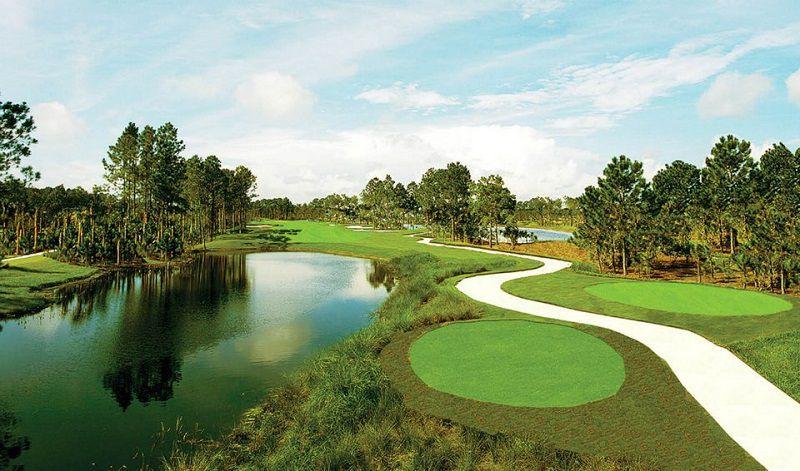 Sân golf Củ Chi là một sân golf có thiết kế đẹp