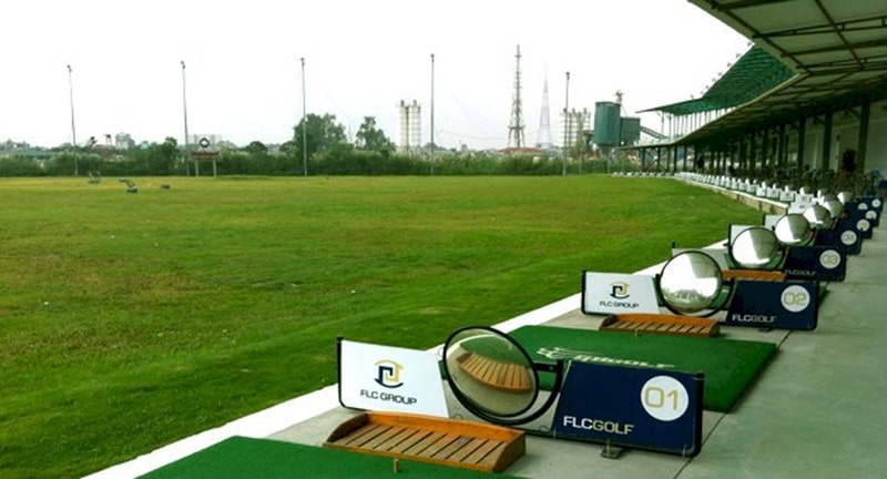 Sân tập Golf FLC