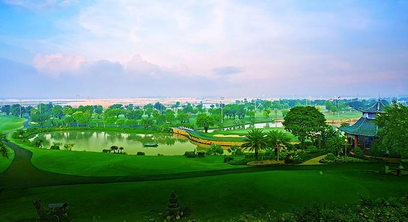 Phối cảnh sân golf Long Thành