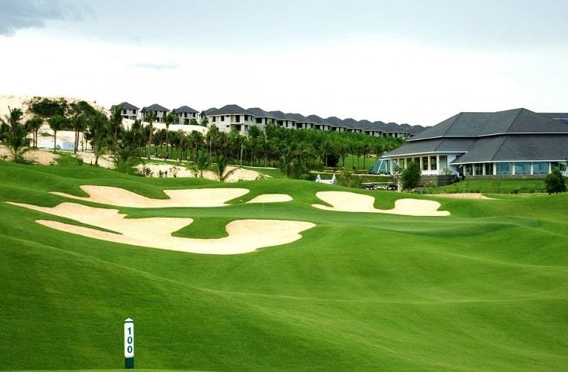 Khu tiện ích sân golf