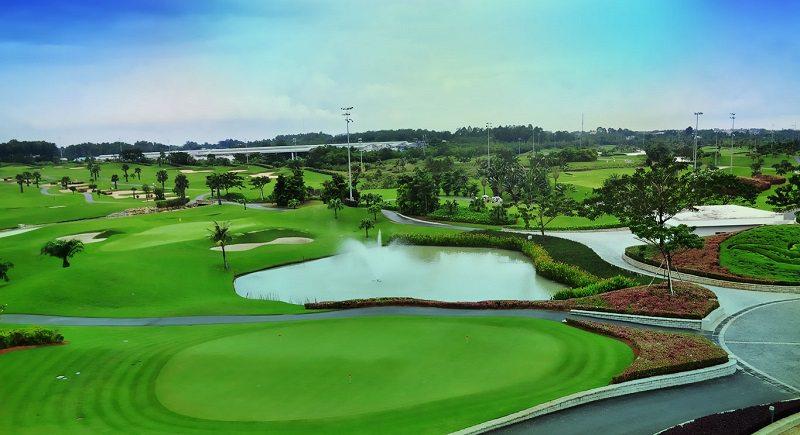 Sân golf Phú Mỹ là địa điểm chơi golf ưa thích của nhiều doanh nhân