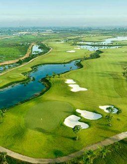 Sân golf Tân Mỹ: Vẻ đẹp cuốn hút và trải nghiệm xứng tầm đẳng cấp