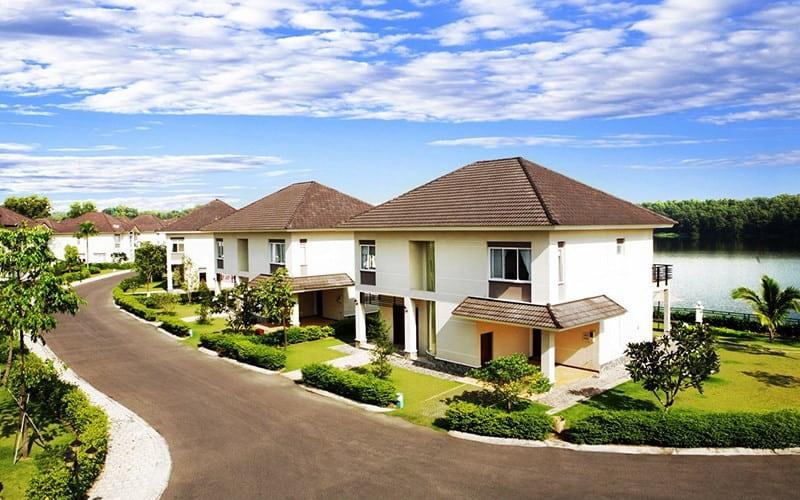 Khu biệt thự nghỉ dưỡng tại Vietnam Golf & Country Club