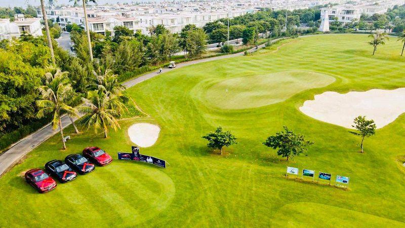 Sân FLC golfNet 2 có quy mô rộng lớn