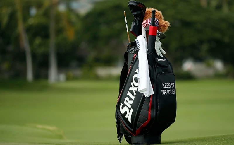 Chiếc túi đựng gậy golf sang trọng của Srixon