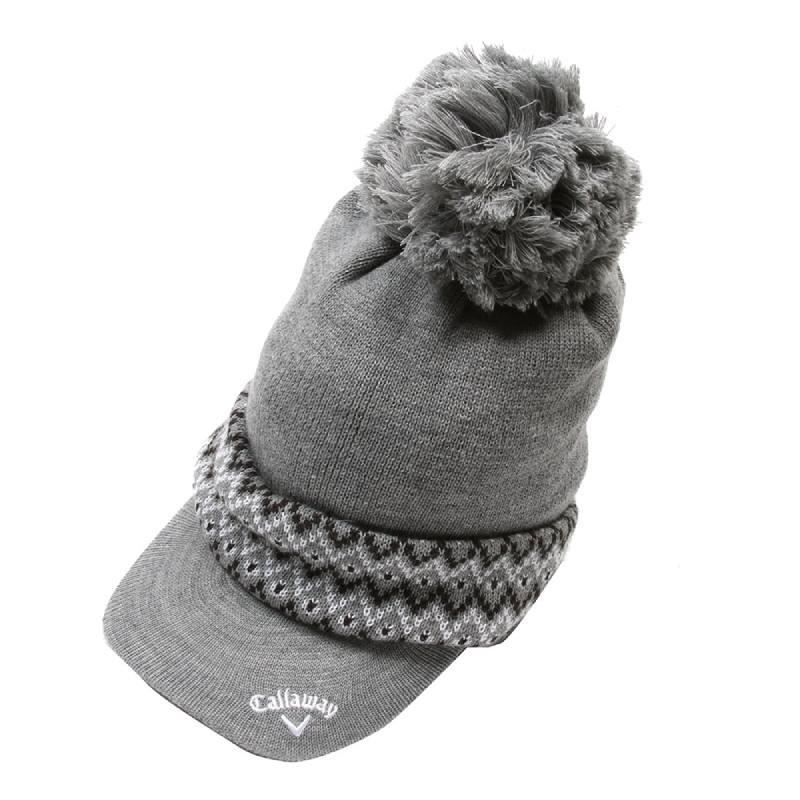 Mũ golf mùa đông Knit Cap của Callaway