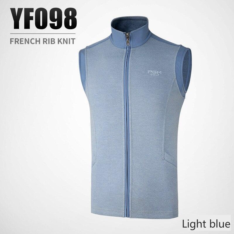 Áo ghi-lê PMG màu xanh sáng