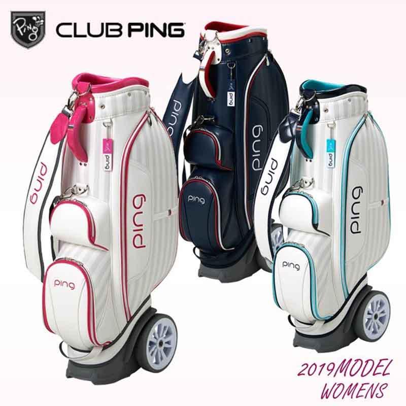 Túi đựng gậy golf có bánh xe Ping CB-L192