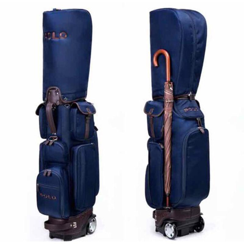 Túi đựng gậy golf Polo vải dù